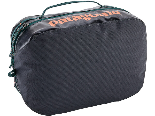 Patagonia Black Hole Cube Toiletry Bag L smolder blue